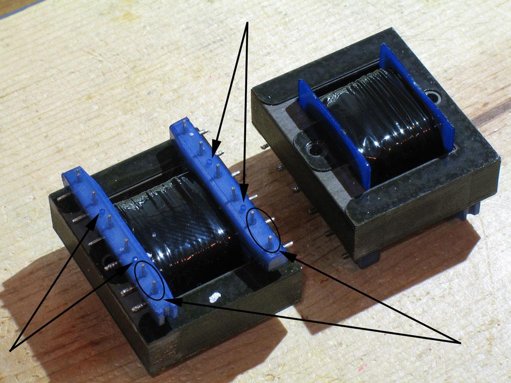 TORPEDO Construction PCB Part 4